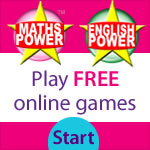 Free Online Maths and English Games